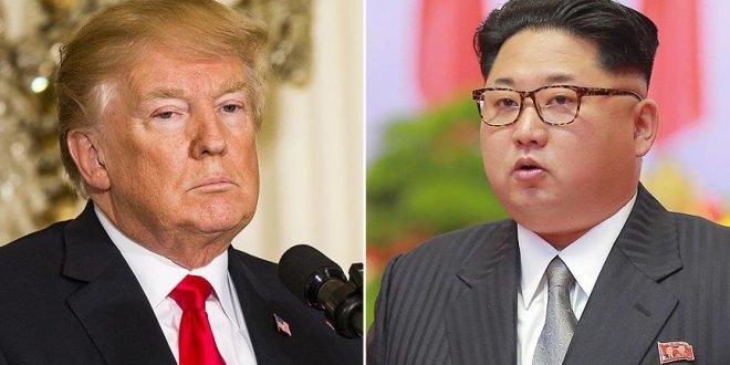 Trump ile Kuzey Kore lideri Kim görüşecek