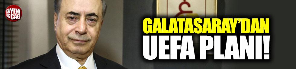 Galatarasaray'dan UEFA planı