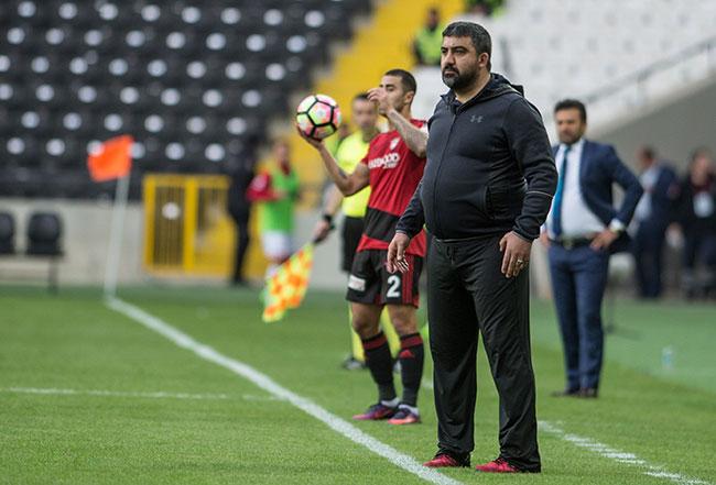 Ümit Özat'tan Beşiktaş maçı öncesi açıklamalar