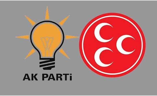 AKP'den MHP kurultayına heyet