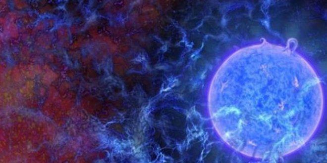 Evren'de oluşan ilk yıldızlara ait sinyaller keşfedildi