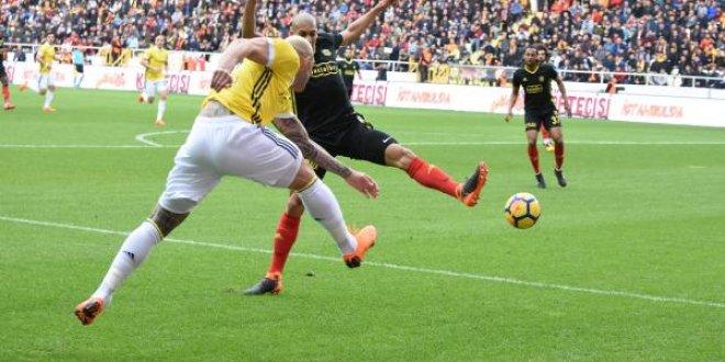 Yeni Malatyaspor - Fenerbahçe 0-2 (Maç özeti)