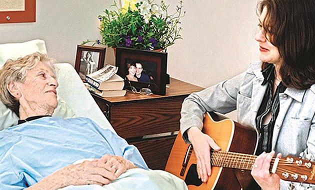 Kanser tedavisine müzikle destek