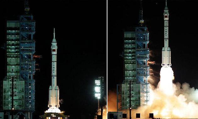 Çin'den nükleer yakıtlı uzay mekiği