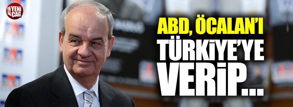 """Başbuğ: """"ABD, Öcalan'ı Türkiye'ye verip PKK'yı kontrol etti"""""""