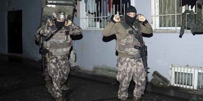 İstanbul'da 'bombacı' operasyonu