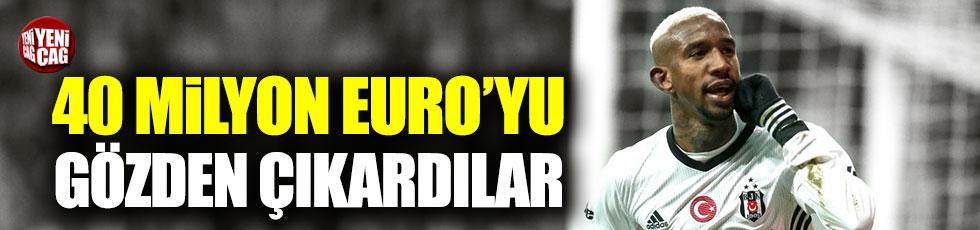 Manchester United'dan Talisca'ya 40 milyon euro