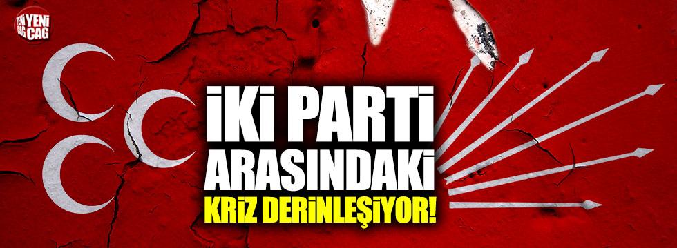 MHP, CHP'yi kurultayına davet etmedi