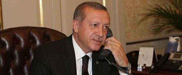 Erdoğan, NATO sekreteri ile görüştü