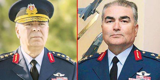 Hava Kuvvetleri'nin iki eski komutanı arasında 15 Temmuz atışması