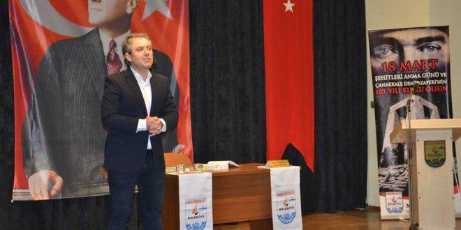 """Sinan Meydan: """"Amaçları Atatürk'süz bir Çanakkale tarihi yazmak"""""""