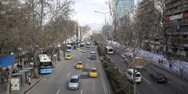 Başkentte o yollar trafiğe kapatılacak