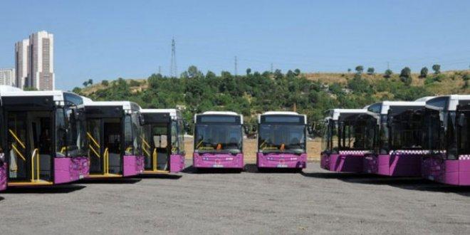 İBB'den Erguvan otobüsleri için flaş karar