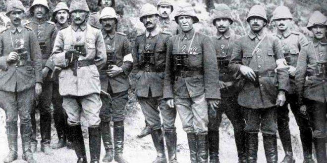 Mustafa Kemal'den kaçamazsınız
