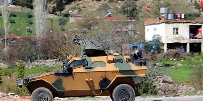 Özel Kuvvetler Afrin'de