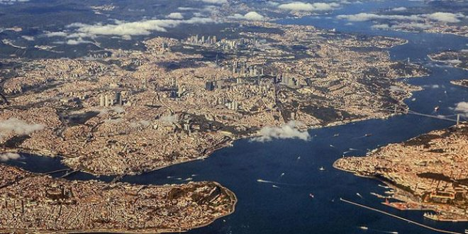 İstanbul'un suç haritası