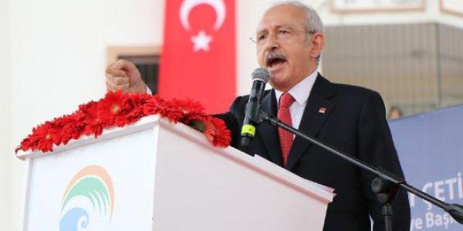 """Kılıçdaroğlu: """"Şehitler arasında ayrım yapılıyor"""""""