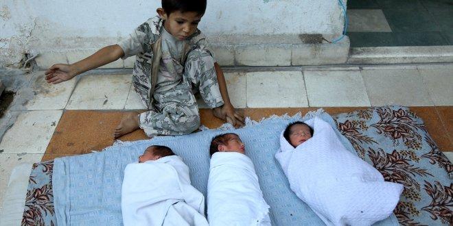 Türkiye'de 300 binden fazla Suriyeli bebek dünyaya geldi
