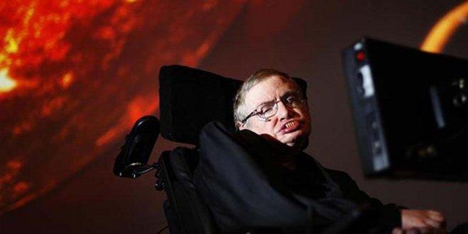 Stephen Hawking'in son araştırması ortaya çıktı
