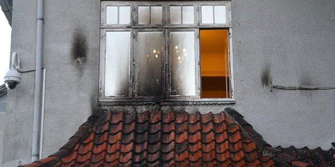 Türkiye'nin Kopenhang Büyükelçiliği'ne saldırı
