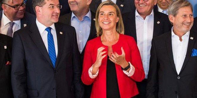 AB dışişleri bakanları Suriye'yi görüşecek