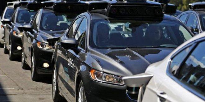 Uber, Toyoto ile anlaşıyor