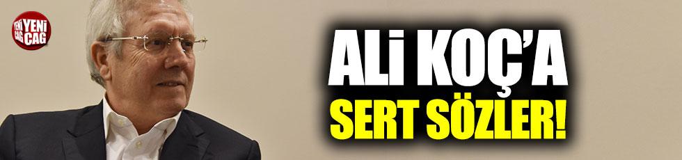 Aziz Yıldırım'dan Ali Koç için sert sözler