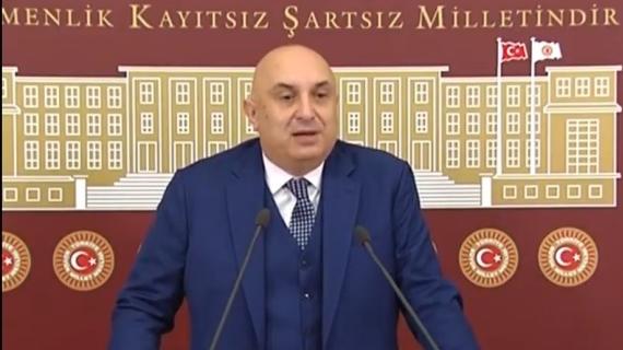 CHP'li Engin Özkoç'tan Bahçeli'ye: Ya dik dur, ya istifa et