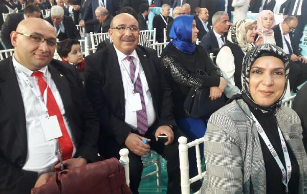 MHP Selçuklu ilçe yönetimi istifa etti