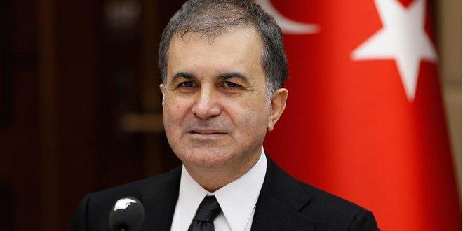 AB Bakanı Çelik'ten o tabire tepki