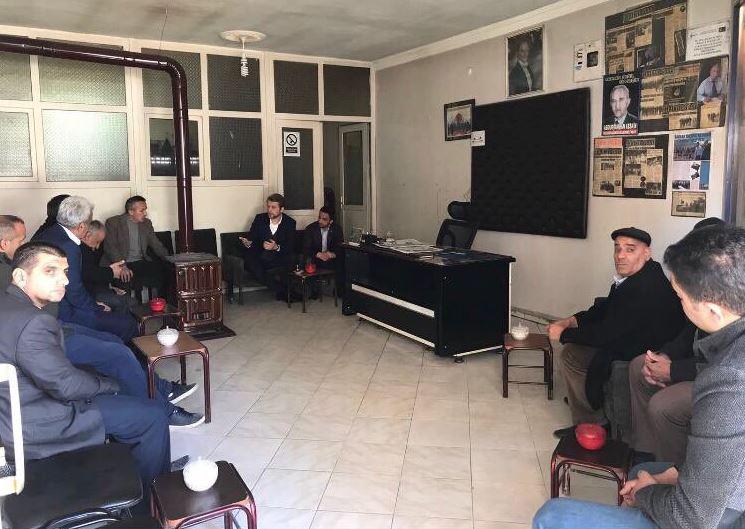 İYİ Gençlik'ten Hakkari'de sosyal proje
