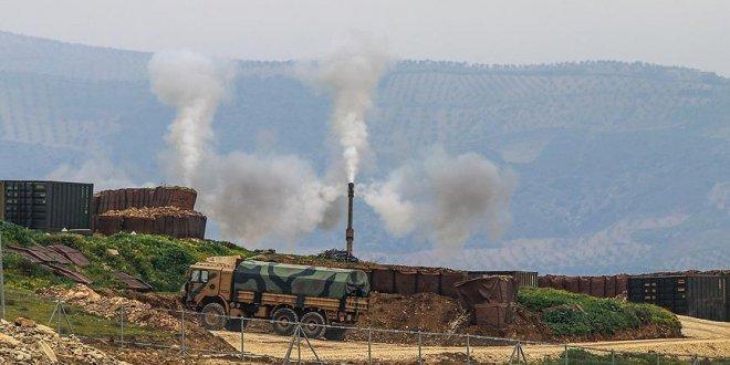 Suriye sınırında 17 terörist etkisiz hale getirildi