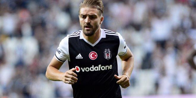 Beşiktaş'tan Caner Erkin'e ceza!
