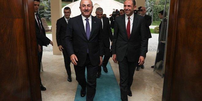 """Çavuşoğlu: """"ABD neden rahatsız? Çünkü PKK'dan medet umuyor!"""""""