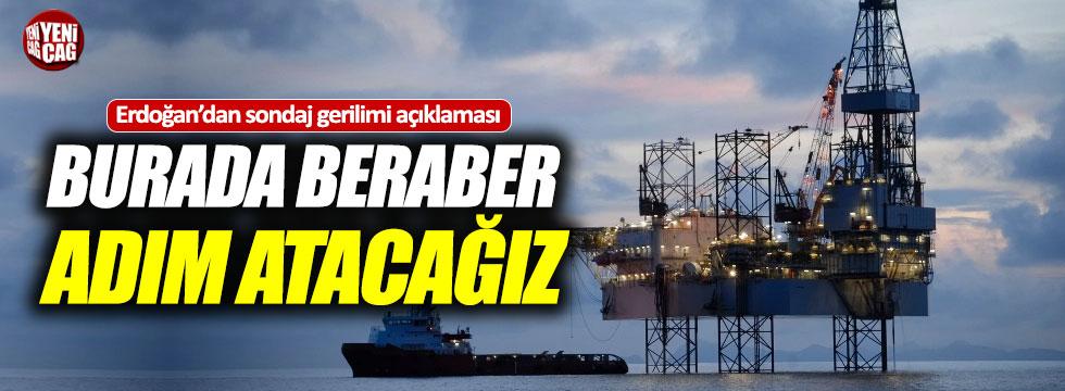 Erdoğan'dan sondaj açıklaması