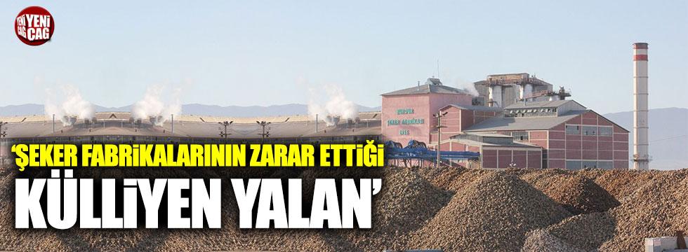 """""""Sarayın 13 günlük masrafı, 14 şeker fabrikasının zararını karşılıyor"""""""