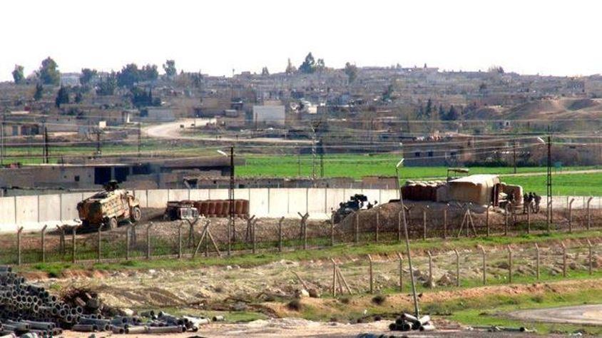 Suriye'de roketli saldırı