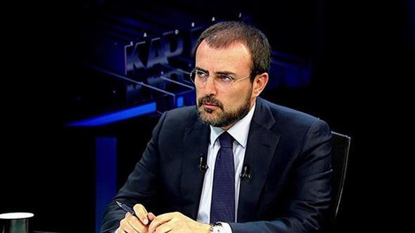 AKP sözcüsü Mahir Ünal'dan erken seçim açıklaması