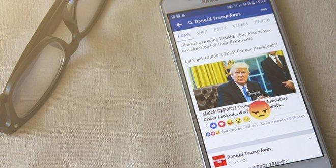 50 milyon kişinin Facebook verileri Trump için kullanılmış