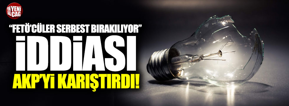 """AKP içinde FETÖ tartışması: """"Sulandırıyor"""""""