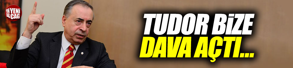 Cengiz: Igor Tudor bize dava açtı