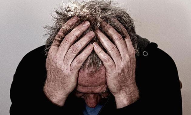 Kas ağrılarının sebebi stres
