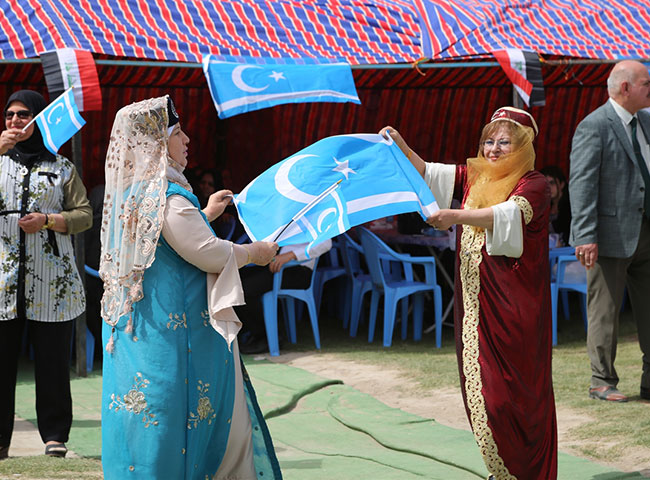 Türk dünyası Nevruz'u böyle kutladı!