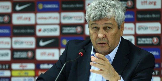 Lucescu, Milli Takım'daki amacını açıkladı