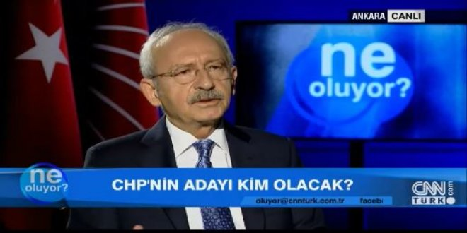 CHP'nin adayı kim olacak? Kılıçdaroğlu'ndan önemli açıklama