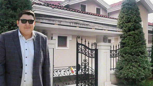 Mehmet Aydın'ın havuzlu villasına baskın