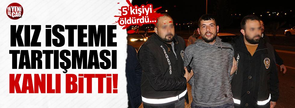 Sivas'ta kız istemede olay: 5 ölü