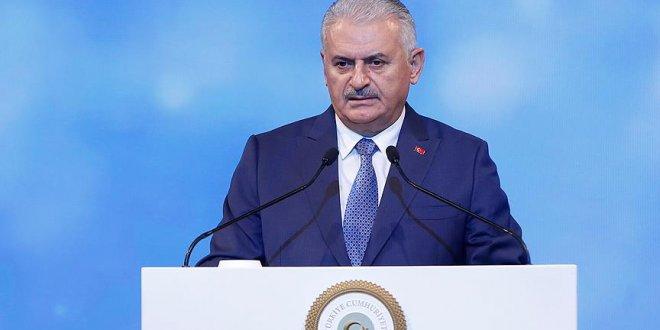 """Yıldırım: """"Afrin'in kaderini değiştiren..."""""""