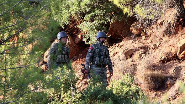 5 PKK'lı öldürüldü