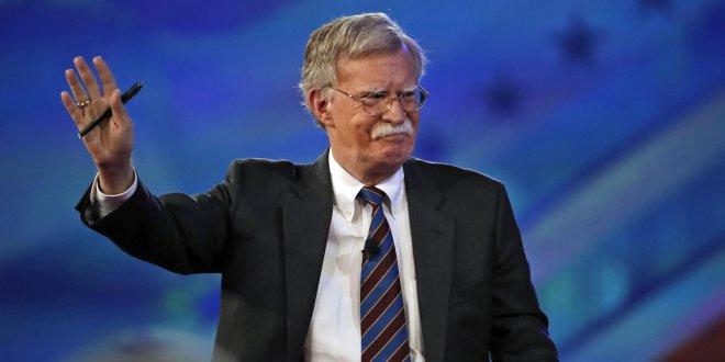 Trump'ın yeni Ulusal Güvenlik Danışmanı Bolton'dan YPG itirafı